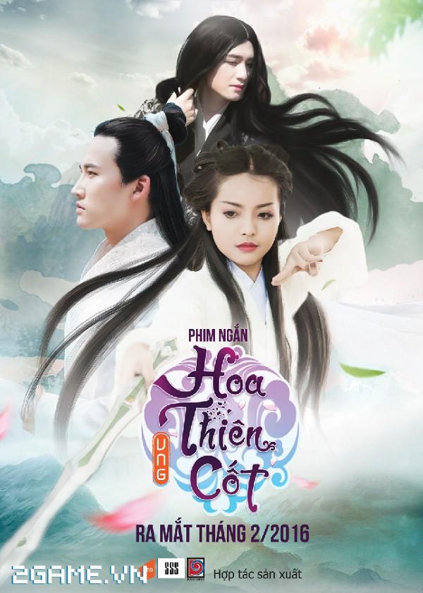 VNG gây sốc khi công bố poster chính thức của phim ngắn Hoa Thiên Cốt 0