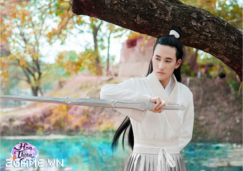 VNG gây sốc khi công bố poster chính thức của phim ngắn Hoa Thiên Cốt 2