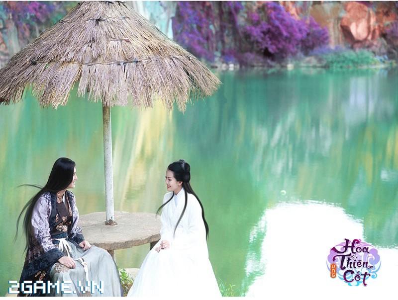 VNG gây sốc khi công bố poster chính thức của phim ngắn Hoa Thiên Cốt 4