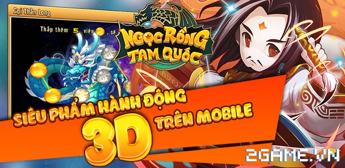 Tặng 510 giftcode game Ngọc Rồng Tam Quốc 0