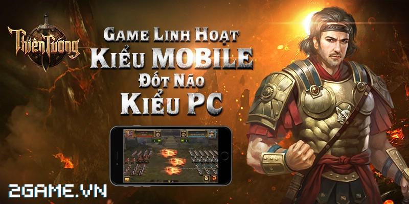 Thiên Tướng Mobile – Tựa game chiến thuật trên di động ra mắt người chơi Việt 1