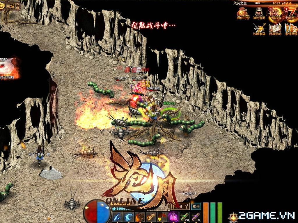 Webgame Thương Nguyệt: Đắm mình vào những trận PK kinh thiên động địa 3