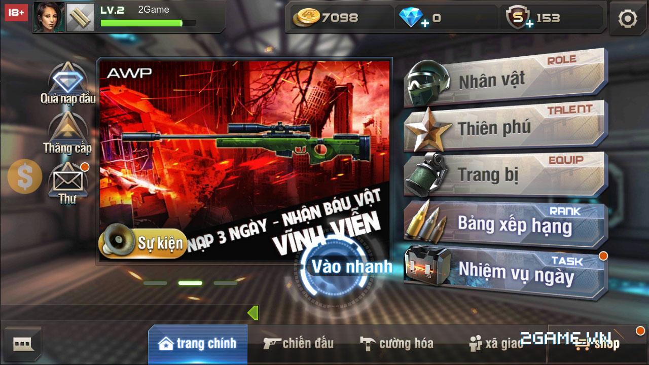 Tập Kích Mobile tự tin vượt khó để chứng tỏ vị thế tại Việt Nam 0