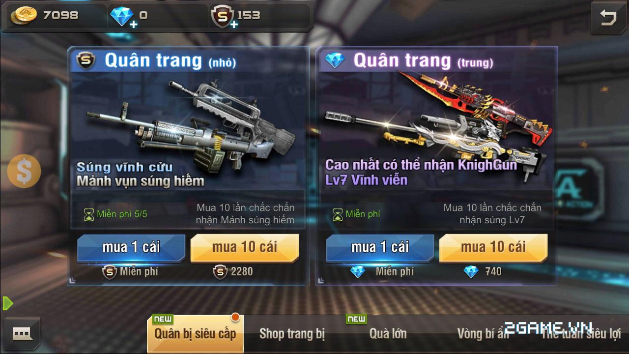 Trải nghiệm Tập Kích – Có xứng là game bắn súng chân thực trên mobile? 2