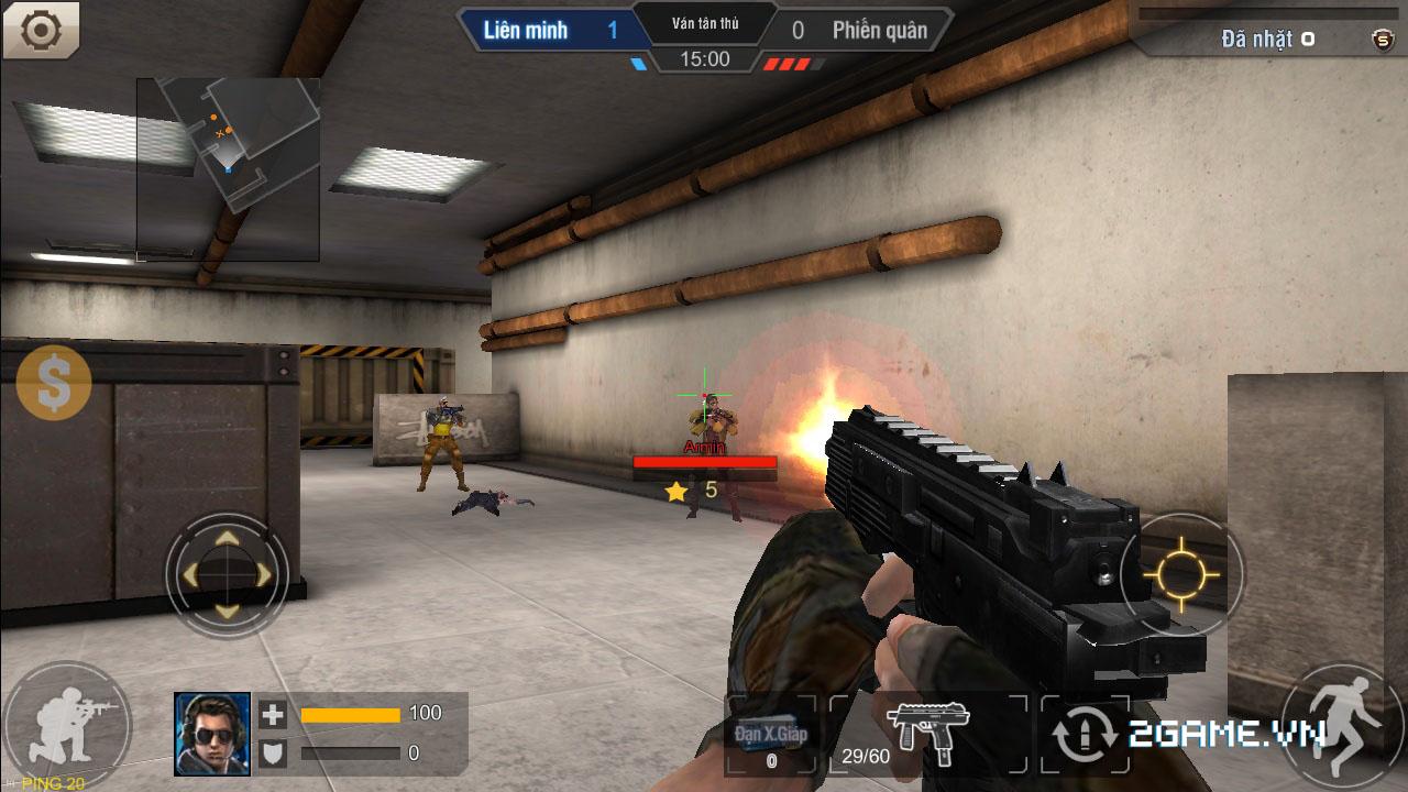 Trải nghiệm Tập Kích – Có xứng là game bắn súng chân thực trên mobile? 0