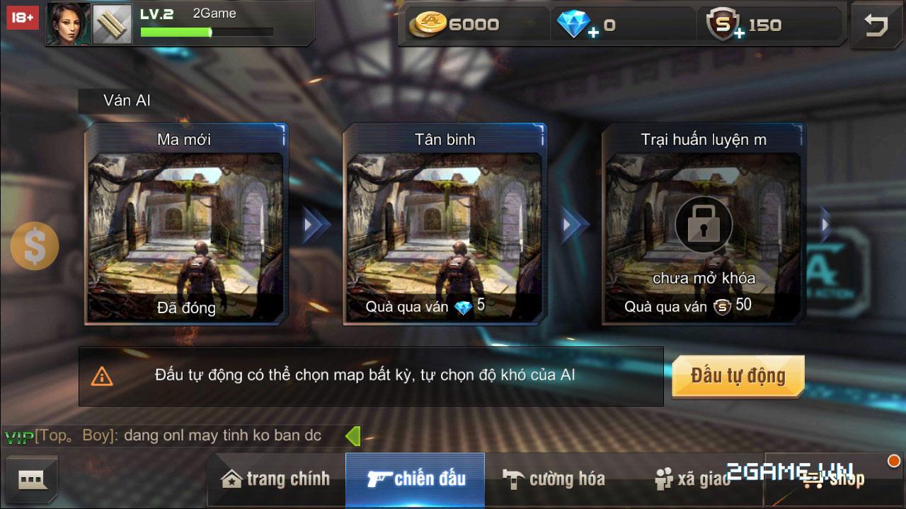 Trải nghiệm Tập Kích – Có xứng là game bắn súng chân thực trên mobile? 5