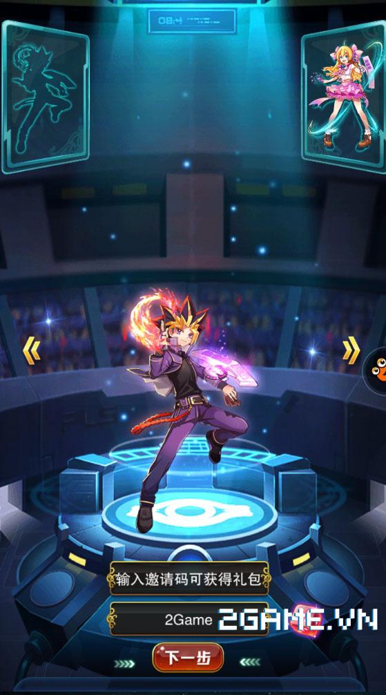 Chơi thử Vua Trò Chơi Yugi- OH! mobile theo phong cách đấu thẻ bài 1