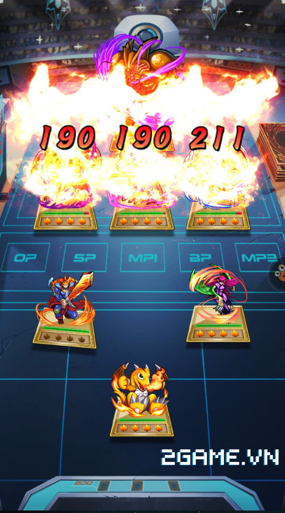 Chơi thử Vua Trò Chơi Yugi- OH! mobile theo phong cách đấu thẻ bài 2