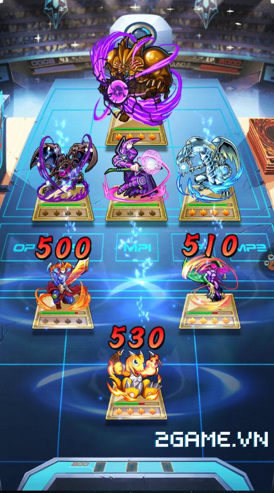 Chơi thử Vua Trò Chơi Yugi- OH! mobile theo phong cách đấu thẻ bài 3