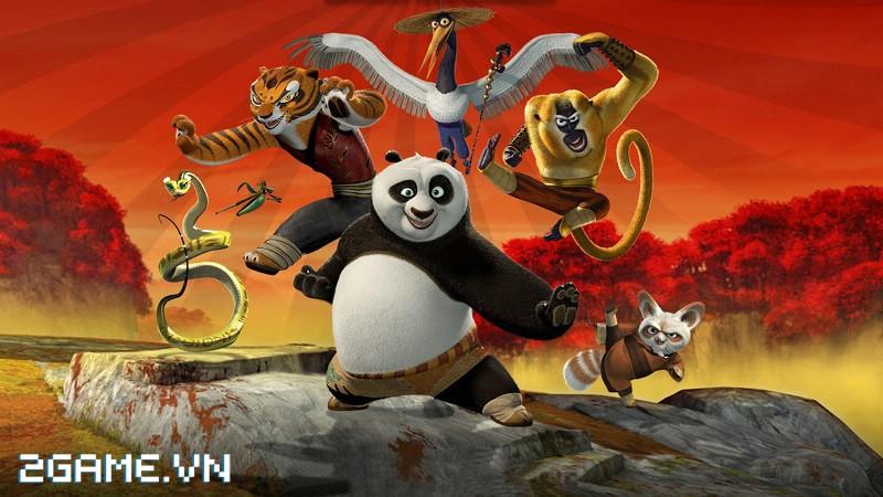 """Giải mã lí do làng game liên tục """"ăn theo"""" Kungfu Panda 0"""