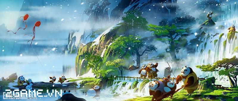 """Giải mã lí do làng game liên tục """"ăn theo"""" Kungfu Panda 1"""