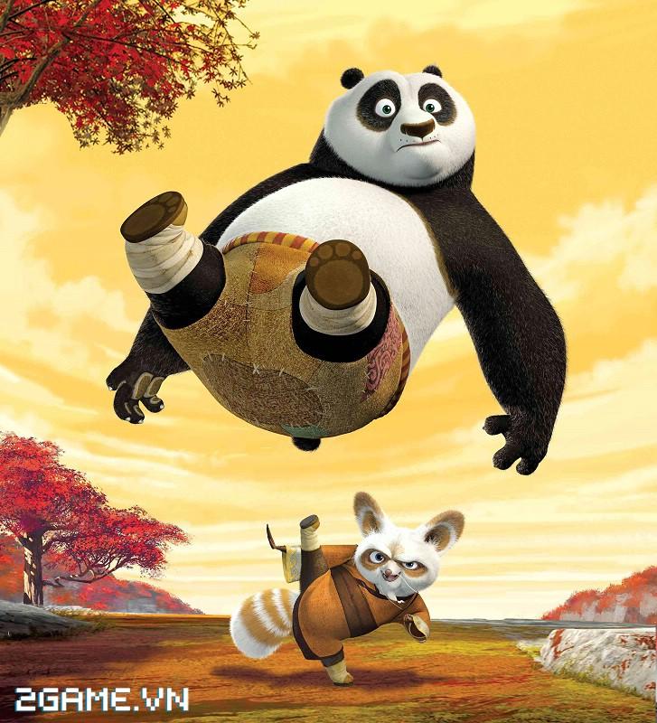 """Giải mã lí do làng game liên tục """"ăn theo"""" Kungfu Panda 2"""
