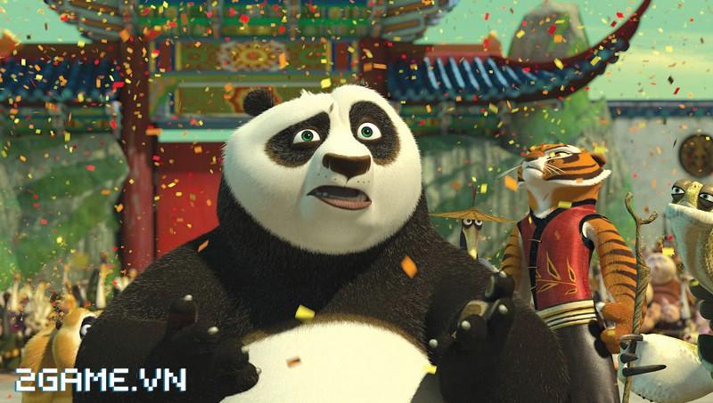 """Giải mã lí do làng game liên tục """"ăn theo"""" Kungfu Panda 3"""