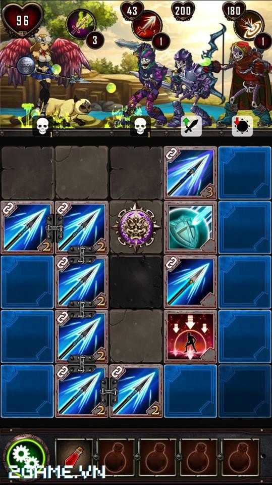 Game mobile chiến thuật Super Awesome RPG ra mắt trên toàn thế giới! 1