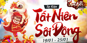 Tặng 410 giftcode game Tam Giới Truyền Kỳ