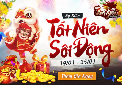Tặng 410 giftcode game Tam Giới Truyền Kỳ 0