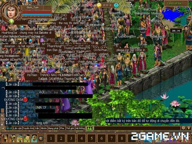 Những thú vui tao nhã của các đại gia rót tiền chơi Game Online 2