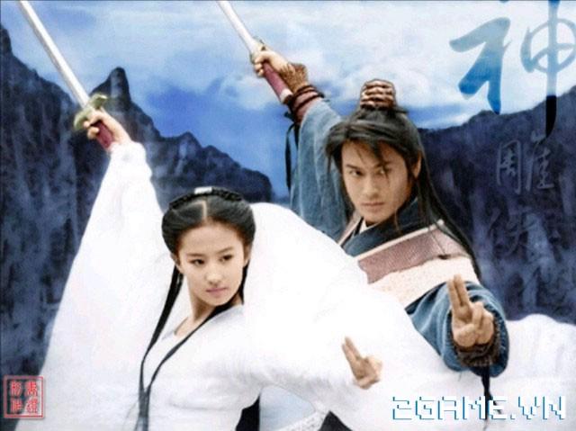 Cô Cô – Dương Quá chia tay trong phim, tái hợp trong Cửu Âm Chân Kinh 3