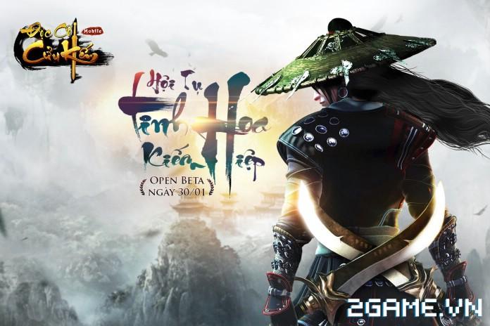 Độc Cô Cửu Kiếm Mobile ấn định ngày ra mắt, tặng Lăng Ba Vi Bộ cho game thủ 0
