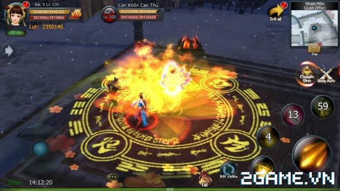 Độc Cô Cửu Kiếm Mobile ấn định ngày ra mắt, tặng Lăng Ba Vi Bộ cho game thủ 1