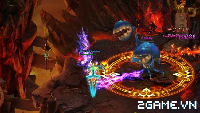 Linh Vực – khi người chơi có thể 'thưởng thức' webgame 0