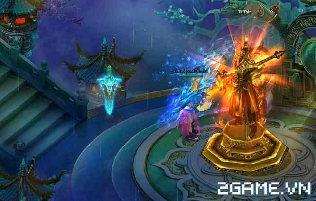Linh Vực – khi người chơi có thể 'thưởng thức' webgame 1