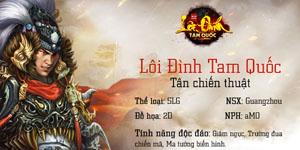 Game mới Lôi Đình Tam Quốc sắp về Việt Nam có gì hay?