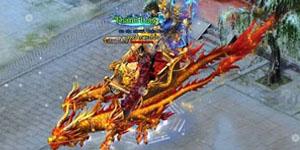 Đại Hội Tỉ Võ – Thử cảm giác cưỡi Ngự Long trước hàng triệu game thủ Thiên Thư