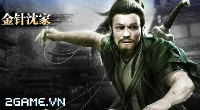 Những bộ võ công ám khí nổi tiếng trong phim chưởng Kim Dung 2