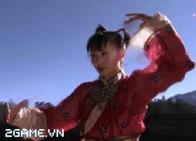 Những bộ võ công ám khí nổi tiếng trong phim chưởng Kim Dung 5