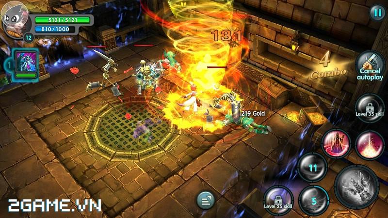 Taichi Panda – Siêu phẩm PK 3D chuẩn bị khuấy đảo làng game Việt 2