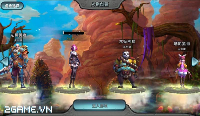 Taichi Panda – Siêu phẩm PK 3D chuẩn bị khuấy đảo làng game Việt 3