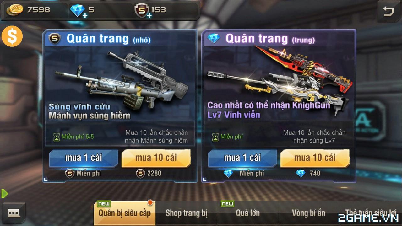 Tập Kích mobile vs CS Mobile - Khi hàng Việt chưa chắc đã kém hàng Tàu 5