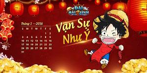 Cùng ngắm hải tặc One Piece mặc áo dài Việt Nam
