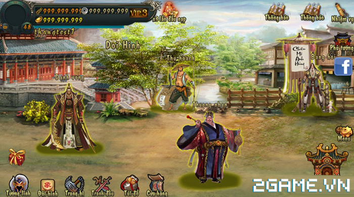 Thiên Hạ Vô Địch: Game mobile đấu thẻ tướng do Việt Nam tự phát triển 0