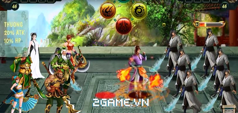 Thiên Hạ Vô Địch: Game mobile đấu thẻ tướng do Việt Nam tự phát triển 1