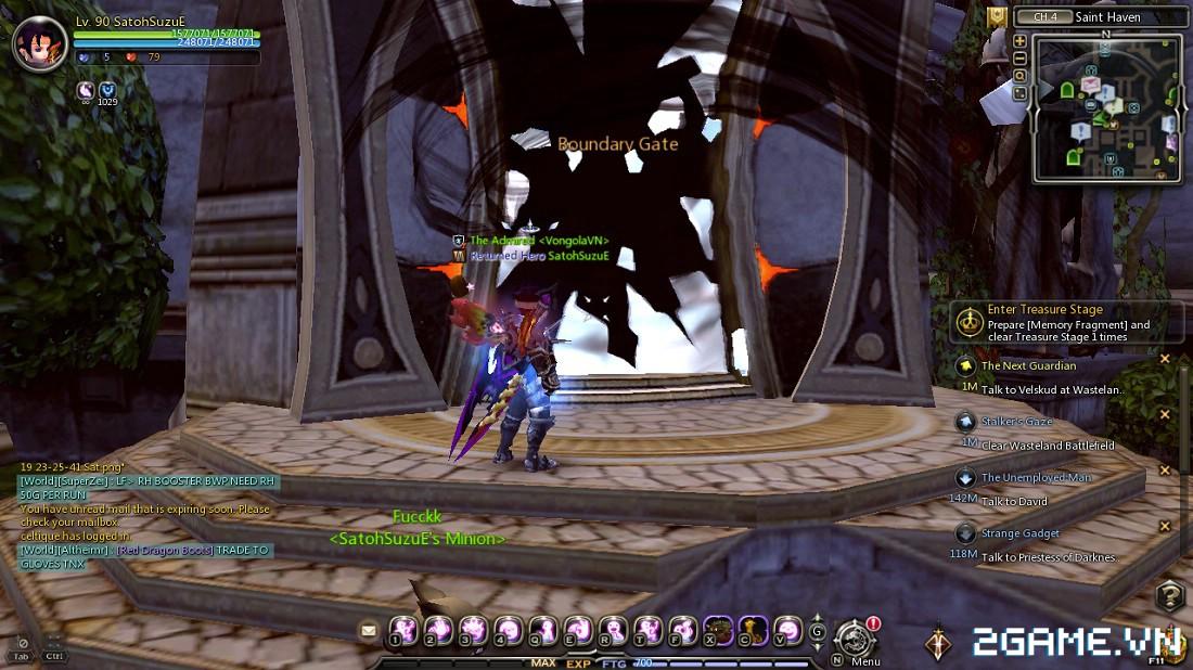 Dragon Nest: Cách kiếm tiền dễ nhất trong game 4