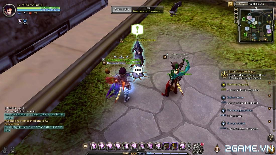 Dragon Nest: Cách kiếm tiền dễ nhất trong game 10