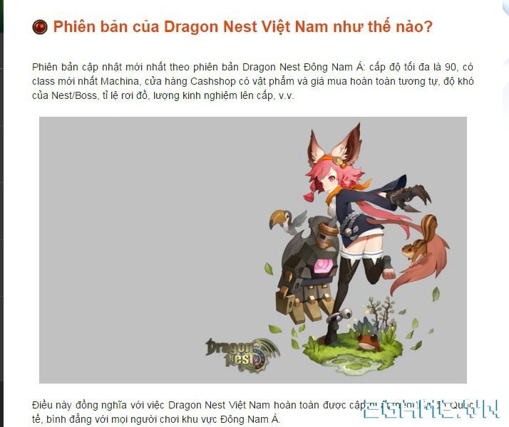 Vì sao VGG liều lĩnh đưa Dragon Nest về Việt Nam? 5