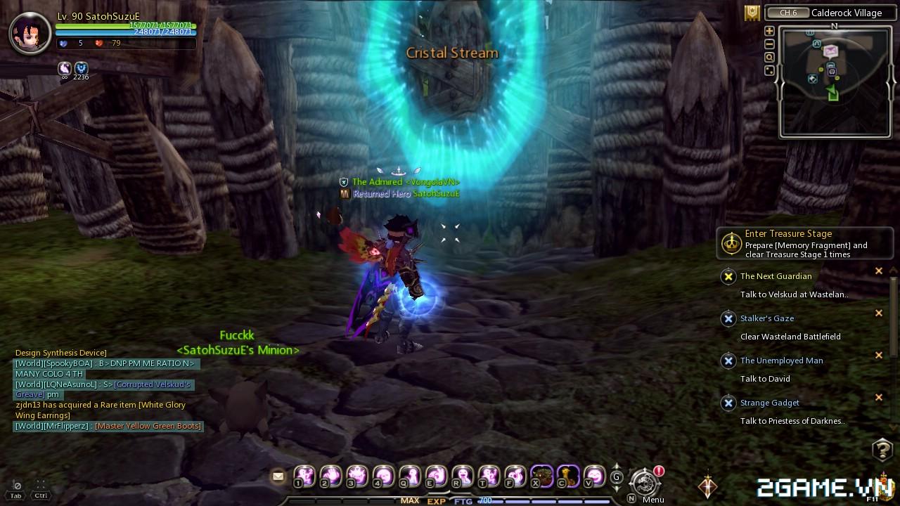 Dragon Nest: Hướng dẫn tăng cấp siêu nhanh 0