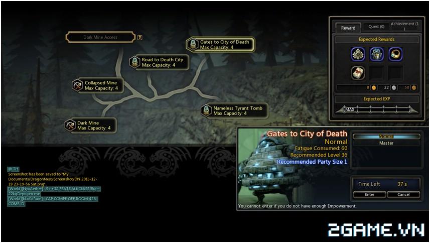 Dragon Nest: Hướng dẫn tăng cấp siêu nhanh 10