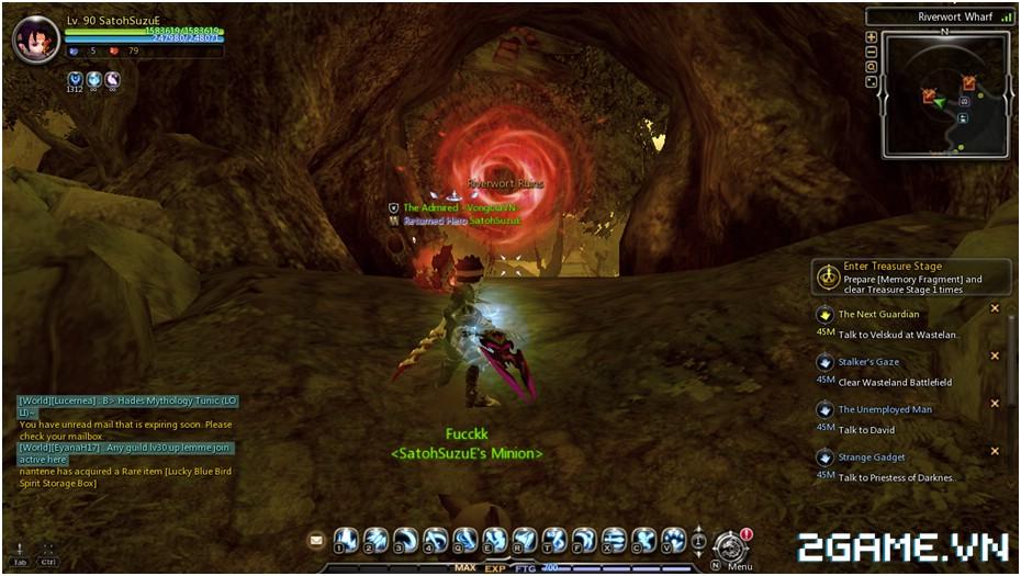 Dragon Nest: Hướng dẫn tăng cấp siêu nhanh 11