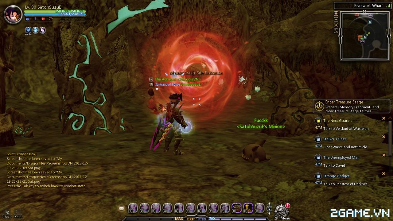 Dragon Nest: Hướng dẫn tăng cấp siêu nhanh 13