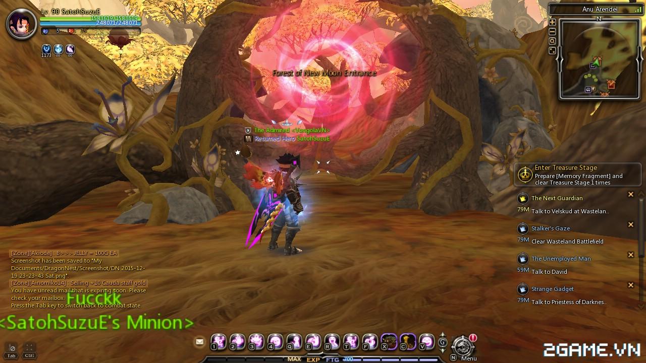 Dragon Nest: Hướng dẫn tăng cấp siêu nhanh 16