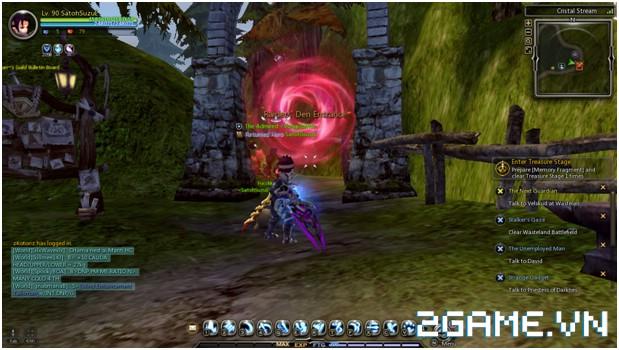 Dragon Nest: Hướng dẫn tăng cấp siêu nhanh 1