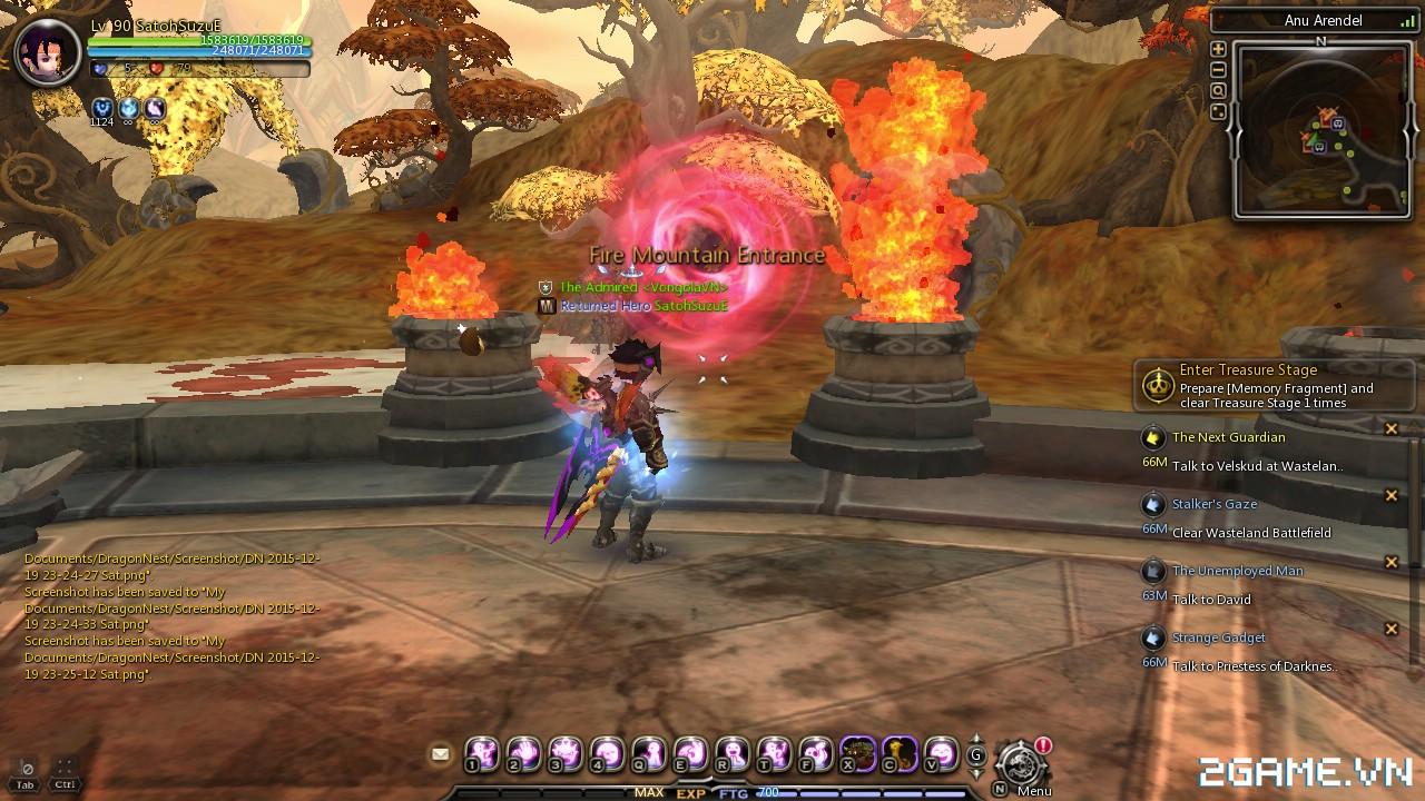 Dragon Nest: Hướng dẫn tăng cấp siêu nhanh 19