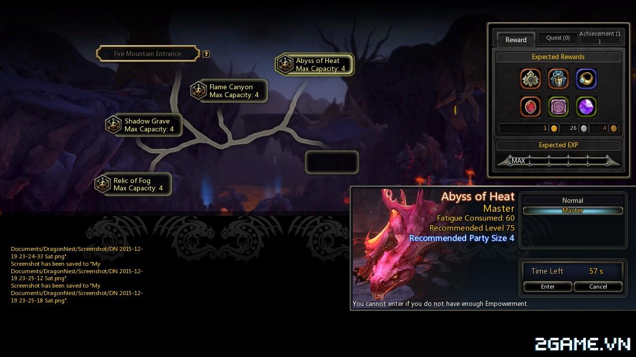 Dragon Nest: Hướng dẫn tăng cấp siêu nhanh 20