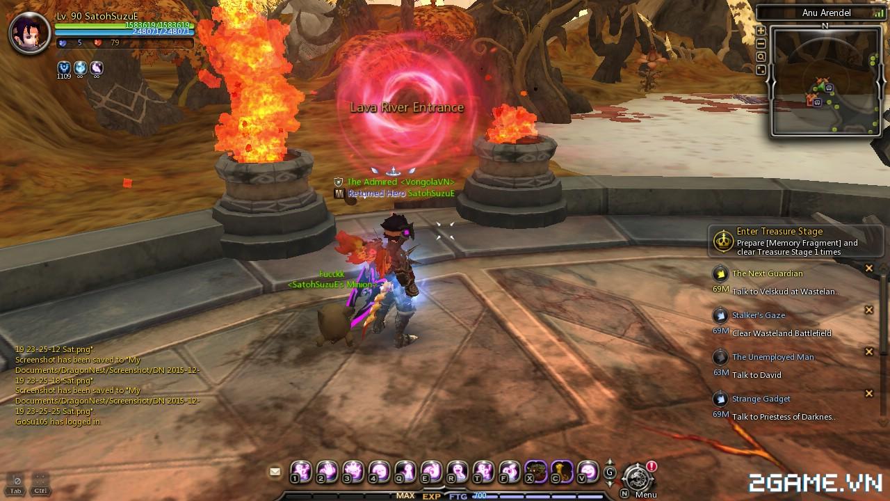 Dragon Nest: Hướng dẫn tăng cấp siêu nhanh 21