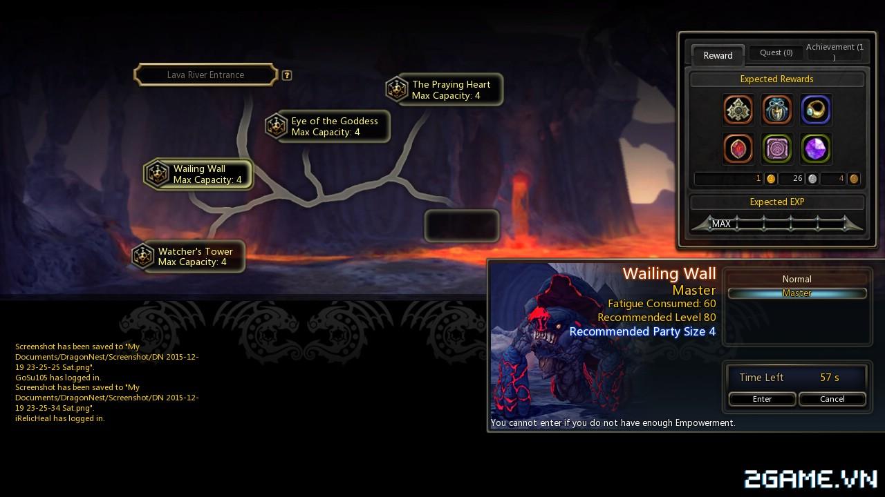 Dragon Nest: Hướng dẫn tăng cấp siêu nhanh 22