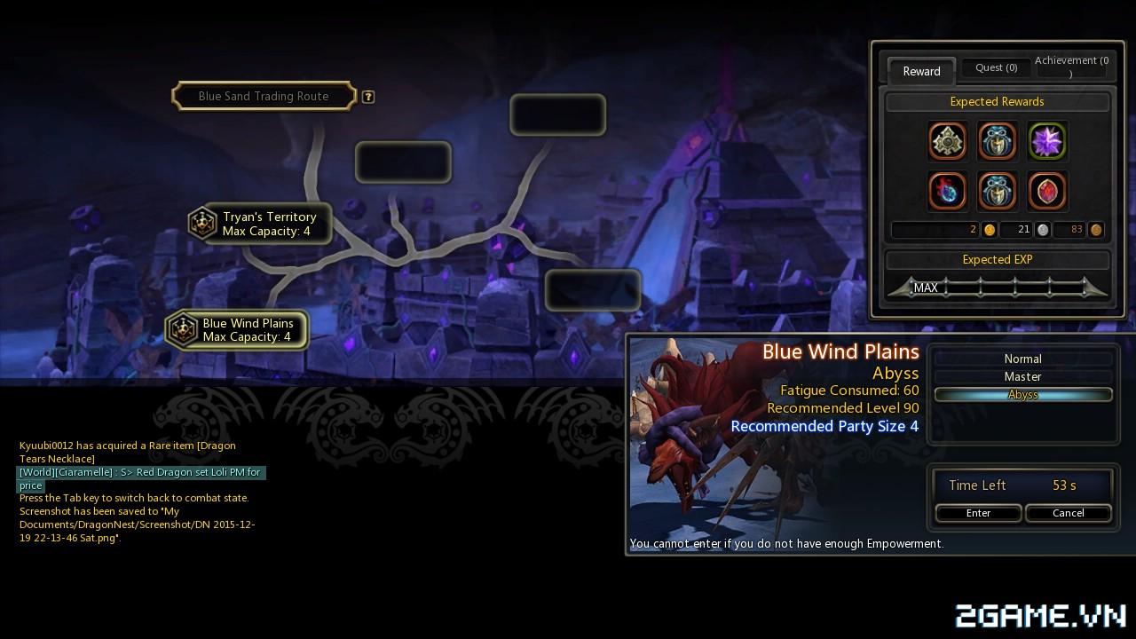 Dragon Nest: Hướng dẫn tăng cấp siêu nhanh 25